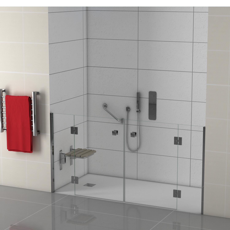 Mamparas de ducha cristal duchas ecol gicas precios for Mamparas de ducha segunda mano madrid