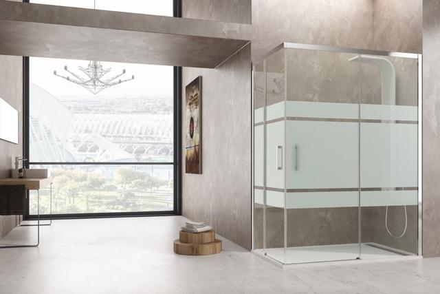 Mamparas de ducha cristal duchas ecol gicas precios for Duchas para minusvalidos
