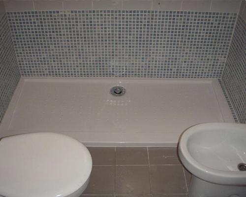 Cambiar ba era ducha sustituir ba era por ducha precio for Ver platos de ducha y precios
